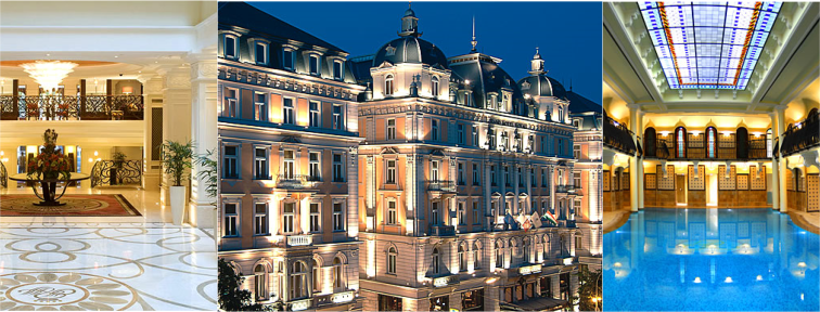CORINTHIA GRAND HOTEL ROYAL&SPA